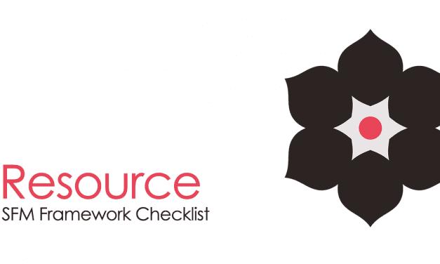 Software Field Manual Framework Checklist