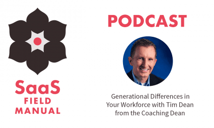 #003 – Generational Differences in Your Workforce with Tim Dean