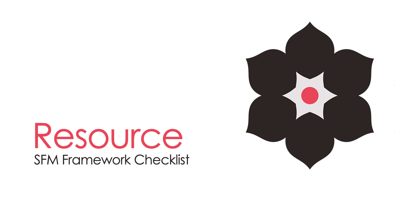 Product Founder's Journey Framework Checklist